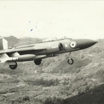 vliegtuig, Gloster Javelin