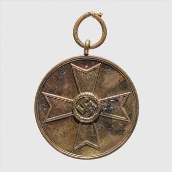 Onderscheiding. Duitsland.  Medaille Kriegsverdienstmedaille 1939