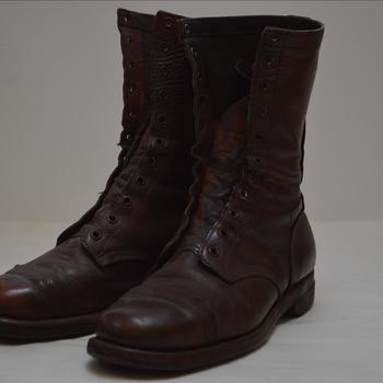 schoenen, boots, Airborne, US