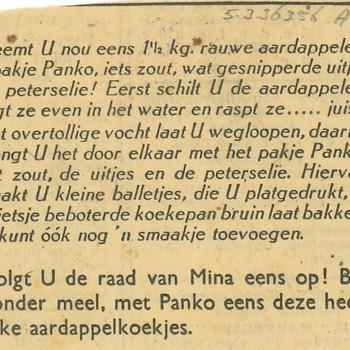 Panko,  Deventer, de belevenissen van Nina Bakgraag