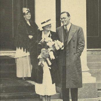 Prins Bernhard en Prinses Juliana
