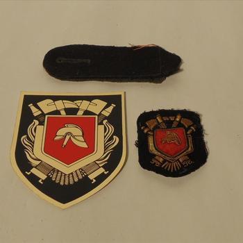 uniformembleem brandweer