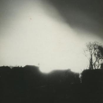 Nijmegen, 22 februari; Brand 's nachts na bombardement