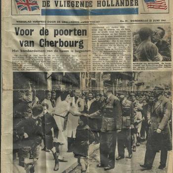 De Vliegende Hollander, no 37, donderdag 22 juni 1941