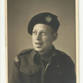 Foto Canadese soldaat