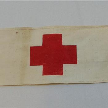 mouwband, Rode Kruis
