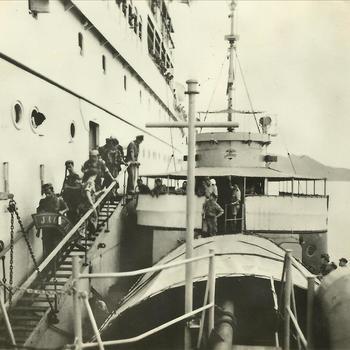 Indië na WO 2: schip, militair, marine