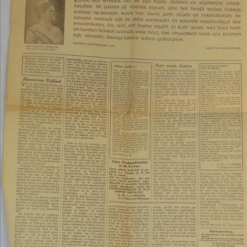 De Gelderlander, Dagblad voor Nijmegen, 23 september 1944, 56e jaargang No 2