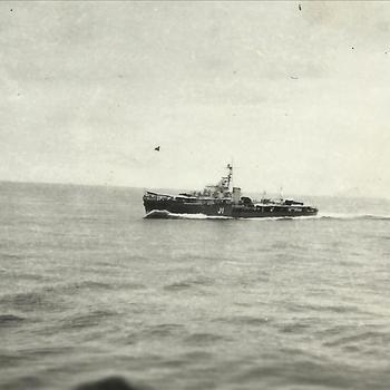 Indië na WO 2: schip, escorte, korvet