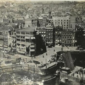 stadscentrum Rotterdam, 14 mei 1940 (Coolsingel voor de oorlog)