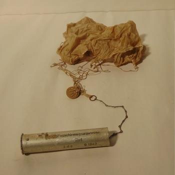 Parachute Signaal Cartridge