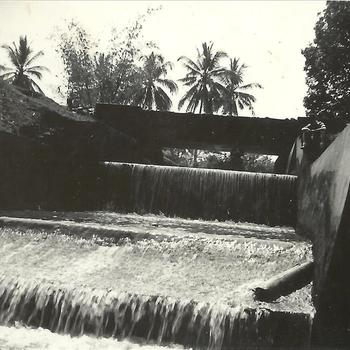 Indië na WO 2, Java, water, bevloeiing