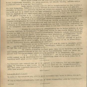 De Vrije Katheder  5 mei 1945