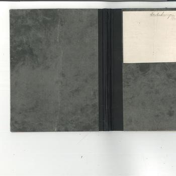 """Handgeschreven dagboek van onbekende schrijver  """"Aantekeningen 1940-1941-1942"""""""