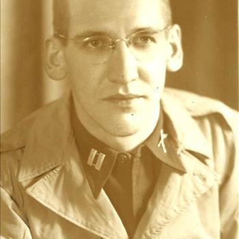 Amerikaanse kapitein der infanterie, Capt. James H. McElroy