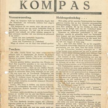 Katholiek Kompas,  April 1944.