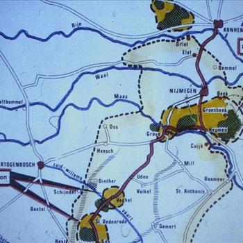 Operatie Overlord / Landing in Normandië / Operatie Market Garden