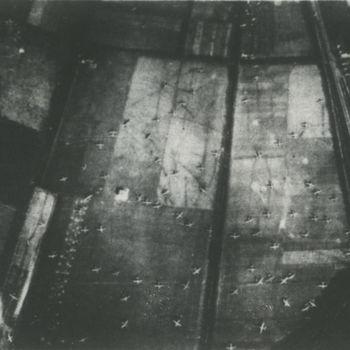 Luchtfoto landingsterreinen op de hei bij Wolfheze.