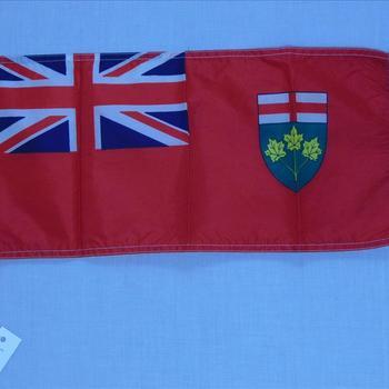 vlag, Canada, koloniaal