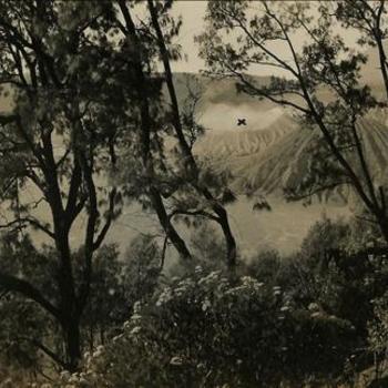 Ned. Indië, Tijgerbataljon: September 1947 - vulkaan landschap