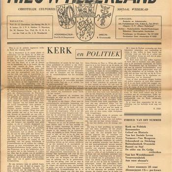 Nieuw Nederland, 8 februari 1946, eerste jaargang no 24