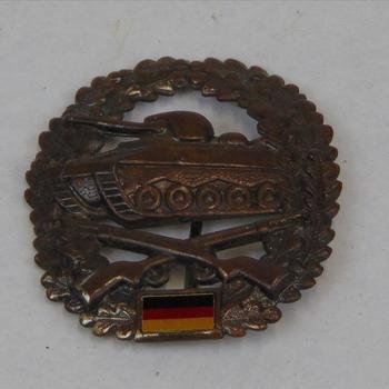 Embleem, Duitsland, Duitsland Panzergrenadier