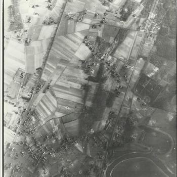 Luchtfoto's van de Nederrijn en omgeving.