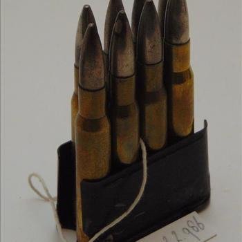 geweer clip/ patronenhouder, US