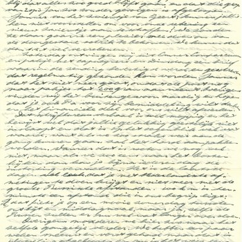 brieven van en aan W. Brackman