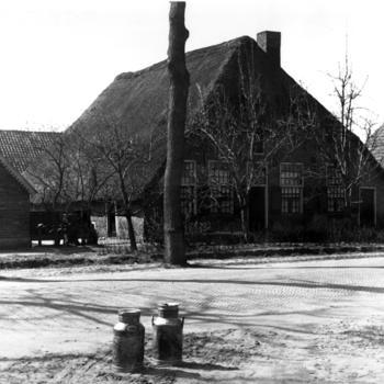 Boerderij, Hierden, 1942