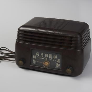 Radio, Verenigde Staten, circa 1946