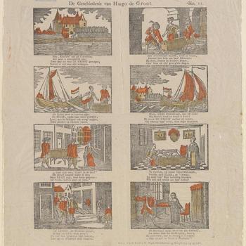 De Geschiedenis van Hugo de Groot.                No.11.