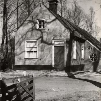 Tolhuis nabij de Lichtmis, Rouveen, 1944