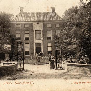 De Wijk. - 'Huize Havixhorst'
