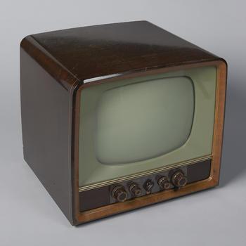 Philips televisietoestel, Nederland, 1955-1960