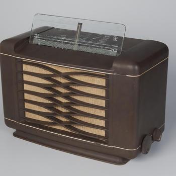 Radio, gemaakt door Philips, 1950–1960