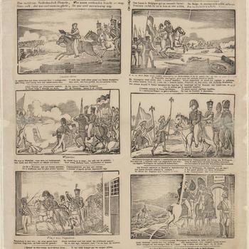 Slag van Waterloo. - N.48 - Bataille de Waterloo.