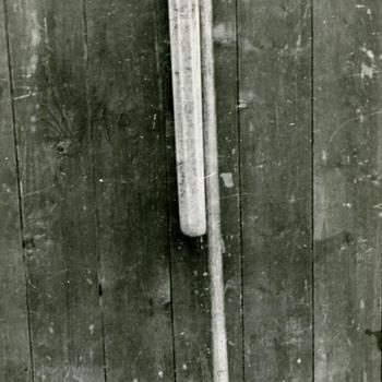 Dorsvlegel, Nieuw-Schoonebeek, 1946