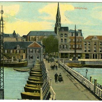 Arnhem - Schipbrug