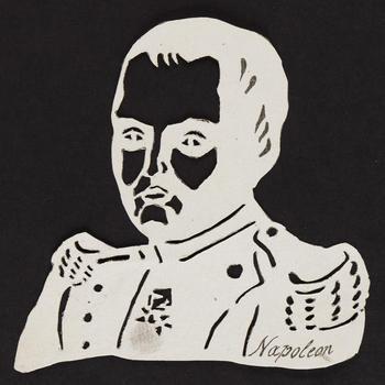 Coptografische voorstelling: Napoleon, 1850–1870