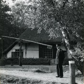 Medewerker Nederlands Openluchtmuseum, 1953