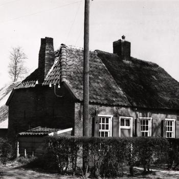 Boerderij annex bakkerij, Rouveen, 1944