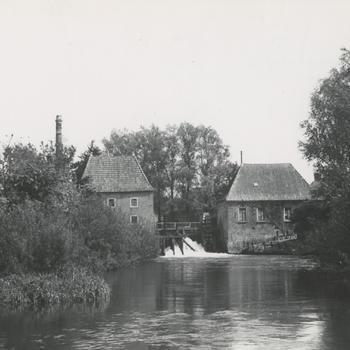 Watermolen, Borculo, 1923