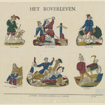 Het Roverleven. - No.78