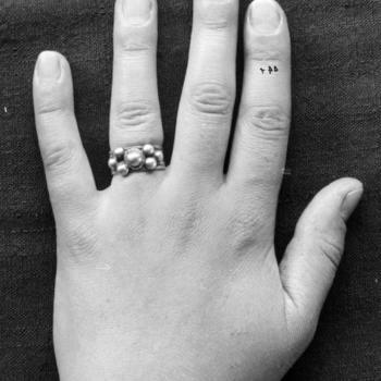 Ring, Marken, 1943
