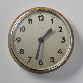 Elektrische klok, circa 1942