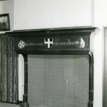 Schouw, afkomstig uit klooster Wijtwerd, Usquert, 1944