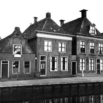 Arbeiders- en middenstandswoningen, Makkum, 1943