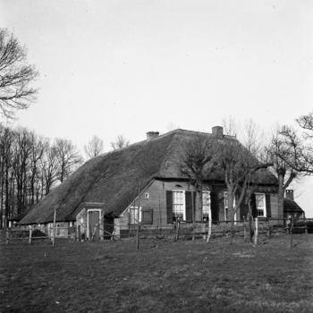 Boerderij, Emmen, 1943