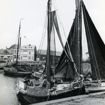 Botter, Kampen, 1946